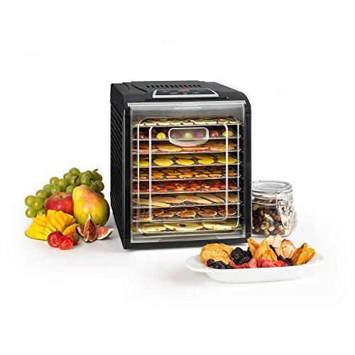 Klarstein Frutta Jerky 9 • essiccatore • apparecchio essiccatore • essiccatore di Frutta,...