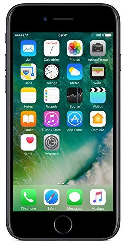Apple iPhone 7 32GB Negro (Reacondicionado)