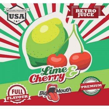 Big Mouth Aroma Lime & Cherry 10ml