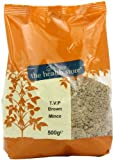 THS TVP SOYA PROTEIN ths TVP Brown Mince 500ge (PACK OF 6)