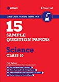 15 Sample Question Paper Science Class 10th CBSE