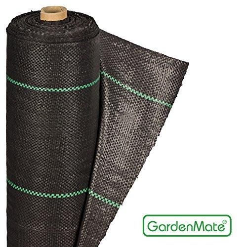 GardenMate® Bâche anti-mauvaises herbes 100gms - Bricolage pas cher ...