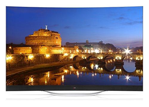 LG 77EC980V 195 cm (77 Zoll) Curved OLED Fernseher (Ultra HD, Triple Tuner, 3D, Smart TV)