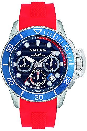 orologio cronografo uomo Nautica Bayside trendy cod. NAPBSC903