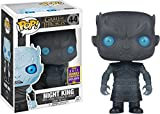 Funko 22621 - Game of Thrones Pop Vinyl Figure 44 Translucent Night King Sdcc Summer Convention Exclusives