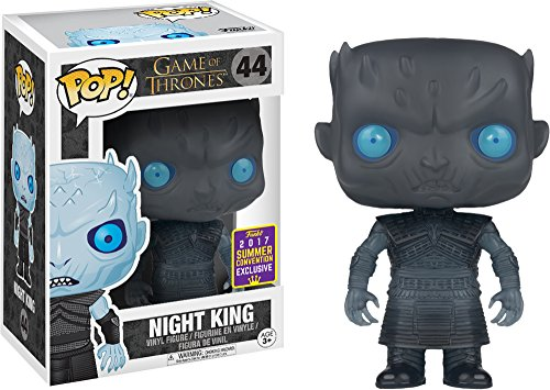 Figura Vinyl POP! Game of Thrones Night King Translucent SDCC 2017 Exclusive,1unidades por pedido