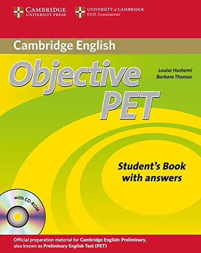 Objective PET - Second Edition. Self-study Pack...