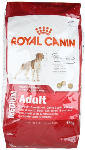 Royal Canin MEDIUM Adult 25, 15 kg- Hundefutter