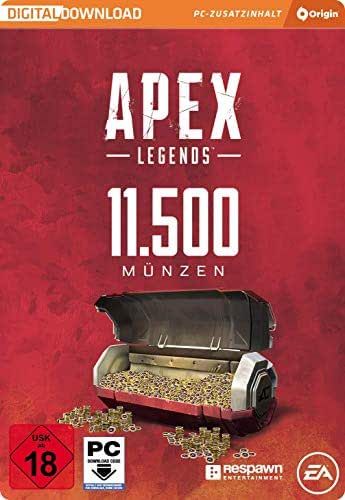 APEX Legends - 11.500 Coins | PC Download - Origin Code