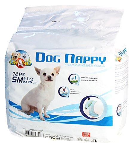Croci, Dog Nappy C6020380, 14 pezzi