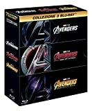 Avengers Trilogia (Box Set) (3 Blu Ray)