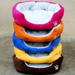 katzeninfo24.de E-Goal Baumwoll-Bett für Hunde, Katzen und Kleintiere