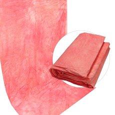 DynaSun W024 - Fondo fotográfico (280 x 400 cm, algodón, 120 g/sqm), color rosa