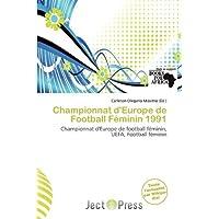 Championnat d'Europe de Football Féminin 1991