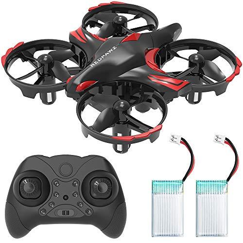 REDPAWZ R012 Mini Drone per Bambini e Principianti, Agitare e lanciare per Volare, Rilevazione...