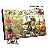 The ArmyPainterkit de Peinture de Démarrage Warpaints