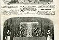 L'ILLUSTRATION JOURNAL UNIVERSEL N° 235 – Histoire de la semaine. Exposition de Mme la duchesse de Praslinf dans la chapelle ardente. — Curiosités judiciaires de l'Angleterre. — Théâtres. Une Scène de la Belle aux Cheveux d'Or. — Statues en bronze. ……
