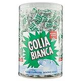 Prodotto Caramelle Golia Bianca, Fuori confetto, dentro GoliaQuantita' 800 Pz