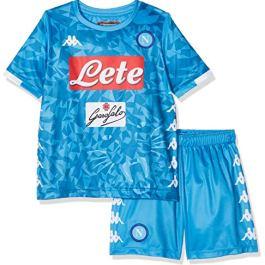 SSC Napoli 2018/2019, Kit Gara Bambino