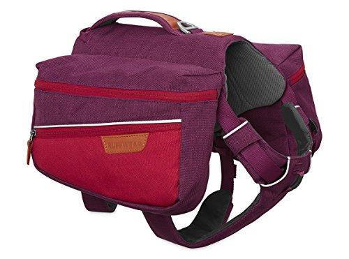 Ruffwear Commuter Unidades, pequeñas, Larkspur, Color Morado