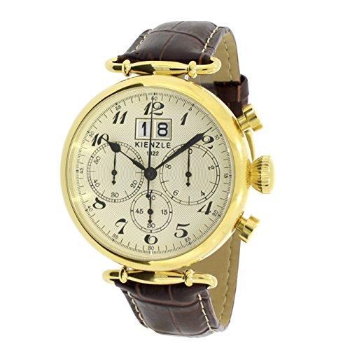 1822Retro Orologio da polso uomo KIENZLE, cronografo, K17-00105