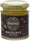 Biona Organic Hazelnut Butter, 170g