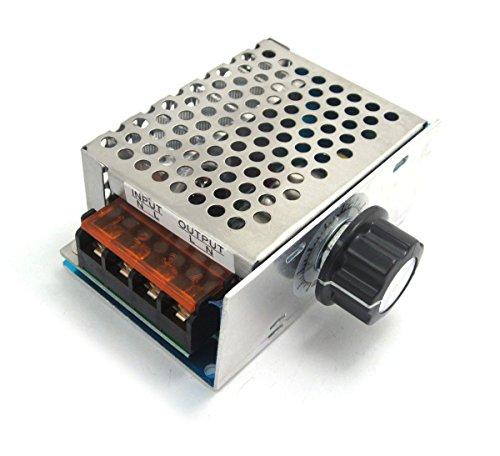 WINGONEER AC 220V 4000W alta potenza SCR elettronico di tensione governatore dimmer regolatore di...