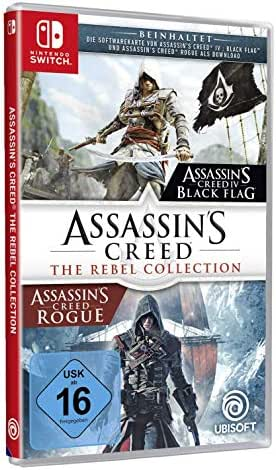 Assassin's Creed The Rebel Collection - [Nintendo Switch]