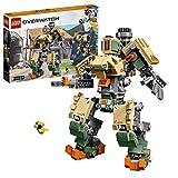 LEGO®-OverwatchTM Bastion Jeu de construction, 10 Ans et Plus, 602 Pièces 75974