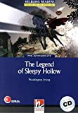 The legend of Sleepy Hollow. Livello 4 (A2-B1). Con CD Audio [Lingua inglese]