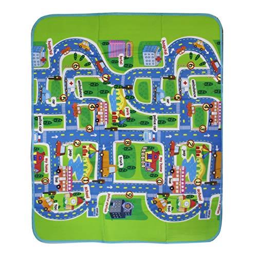 Multi-color flessibile e morbido igienico e sicuro per bambini giocare giocattolo stuoia strisciante...