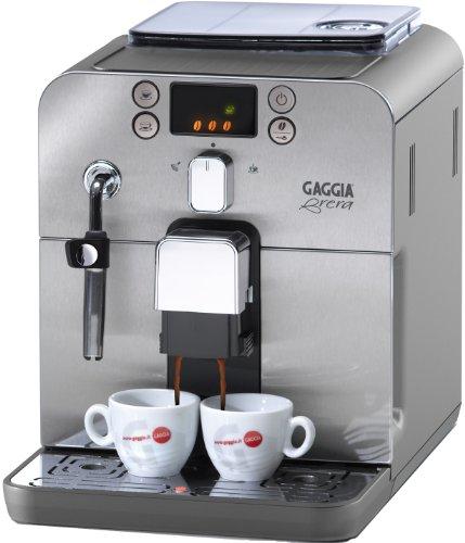 GAGGIA RI9305/01 Brera - Cafetière automatique - Argent (Import Allemagne)