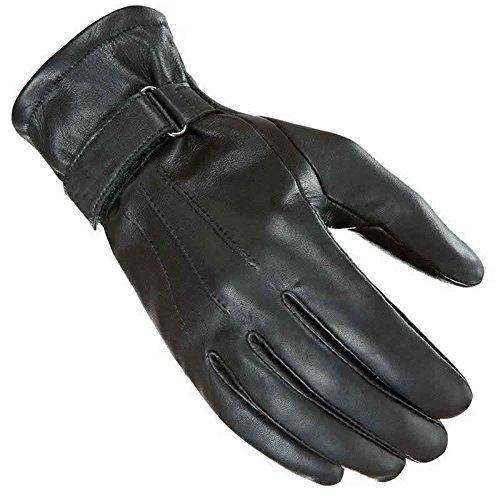 newfacelook Damen Motorrad Handschuhe Leder Fashion Touch Screen Kompatibel 1