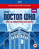 Doctor Who - The 10 Christmas Specials (Limited Edition) [Blu-ray]