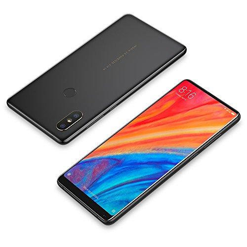 Xiaomi Mix 2S Smartphone portable débloqué 4G (Ecran: 5,99 pouces - 128 Go - Nano-SIM - Android) Noir 28