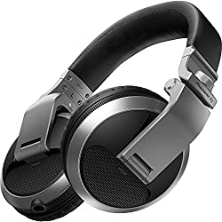 Auriculares para DJ PIONEER HDJ-X5 Plata