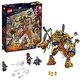 Lego Super Heroes la Battaglia di Molten, Gioco per Bambini, Multicolore, 222 x 262 x 62 mm, 76128