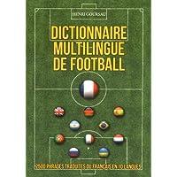 Dictionnaire multilingue de football