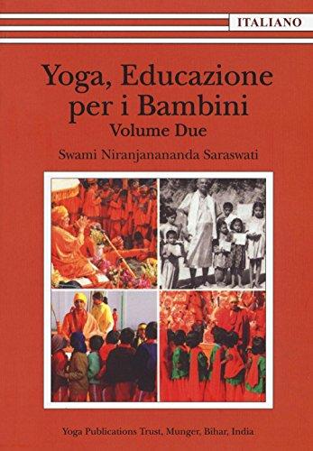 Yoga, educazione per i bambini: 2