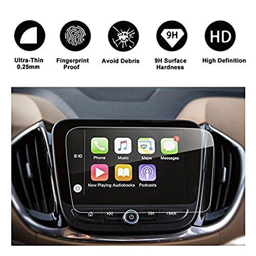 Jiayuane Navigatore GPS per Auto Proteggi Schermo Trasparente Pellicola Protettiva