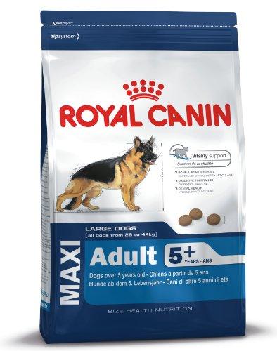 Royal Canin Comida para perros Maxi Adult +5 15 Kg