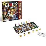 Hasbro Gaming- Juegos Cluedo Junior (Versión Española), Multicolor, Talla Única (C1293105)