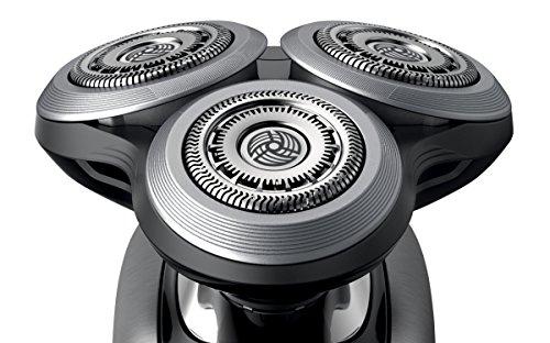 Philips-S971131-Afeitadora-Negro-Cromo-Carga-BatteryMains-In-de-litio-1h-50-min-Importado