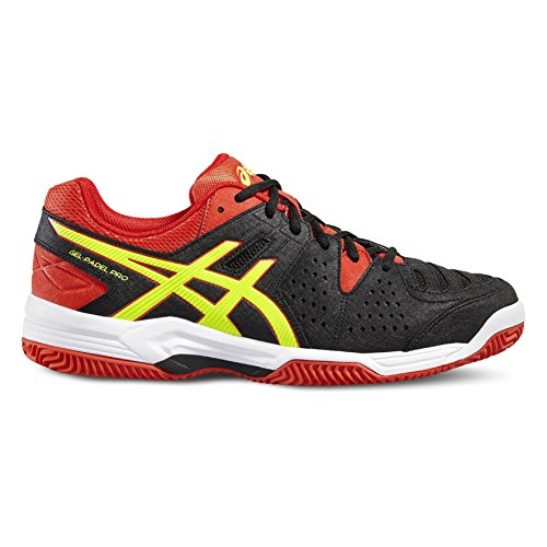 Asics Scarpe da tennis Gel-Padel Pro 3 Sg Black / Yellow 43m