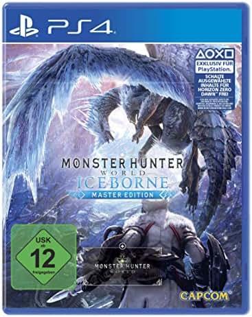 Monster Hunter World: Iceborne, PS4