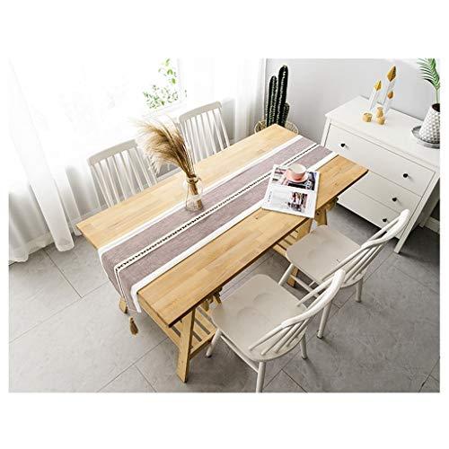 RUNNER LITING Tavolo Zen Zen Tea Room Cucina Semplice TV Mobile (Size : 30 * 160CM)