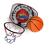 Twitfish - Mini canasta interior de baloncesto -