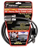 Trimax robo de cables 10' X 10 Mm Multi-Use