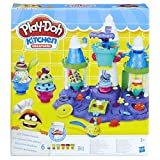 Hasbro Play-Doh B5523EU6 - Eiscreme Schloss, Knete