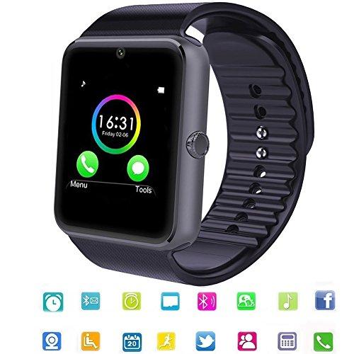 SmartWatch TagoBee TB04 Bluetooth reloj orologio da polso SIM Notification Call Promemoria Funzioni...